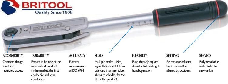 britool-torque-wrench Malaysia