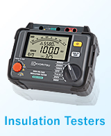 kyoritsu insulation tester Malaysia