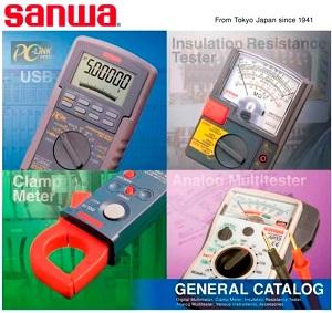 sanwa-catalog Malaysia