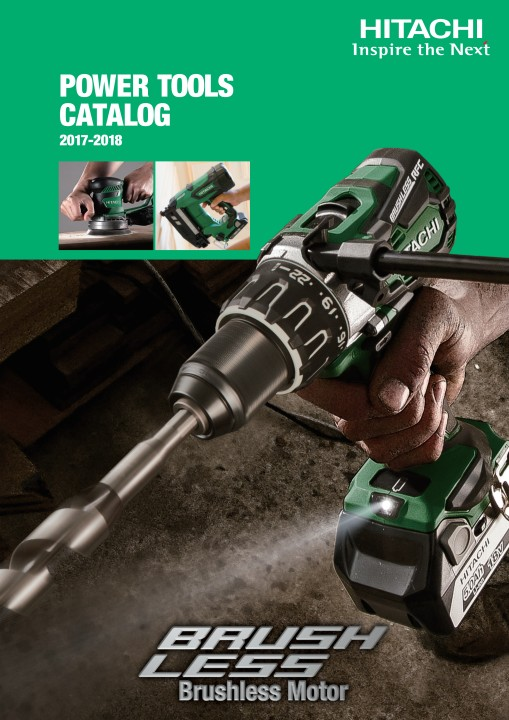 hitachi power tools catalog