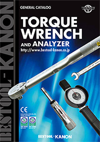 kanon torque wrench catalog