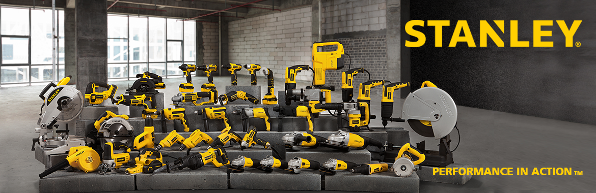 stanley power tools Malaysia