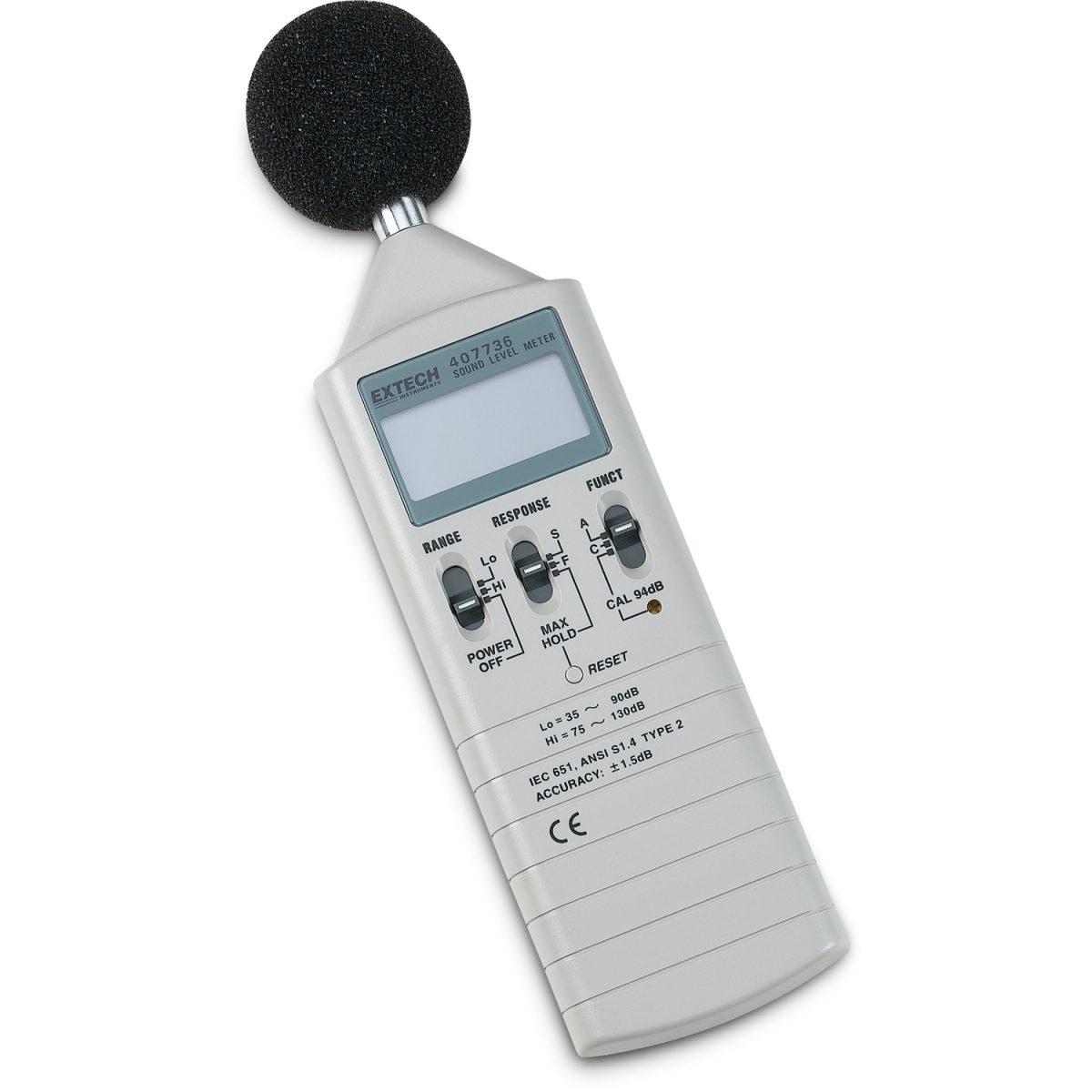 Sound Lever Meter