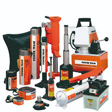 Hydraulic Tools and Equipment