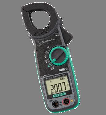 Kyoritsu 2007R AC Digital Clamp Meters