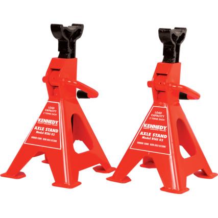 Kennedy KEN5035520K 2-TONNE AXLE STANDS (PR)