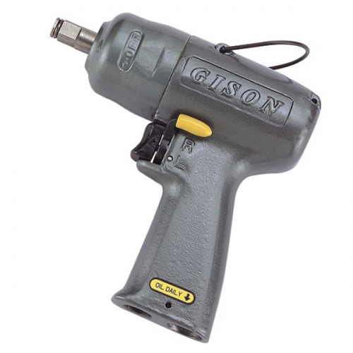 Gison GW-12 Pneumatic Impact Wrench 3/8″ (135 ft.lb)