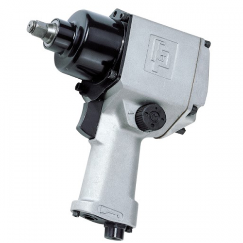 Gison GW-19R Pneumatic Impact Wrench Twin Hammer 1/2″ (430ft.lb)