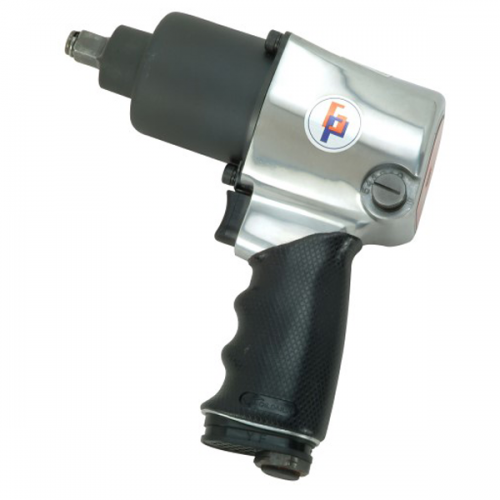 Gison GW-19S Pneumatic Impact Wrench 1/2″ Twin Hammer (460ft.lb)