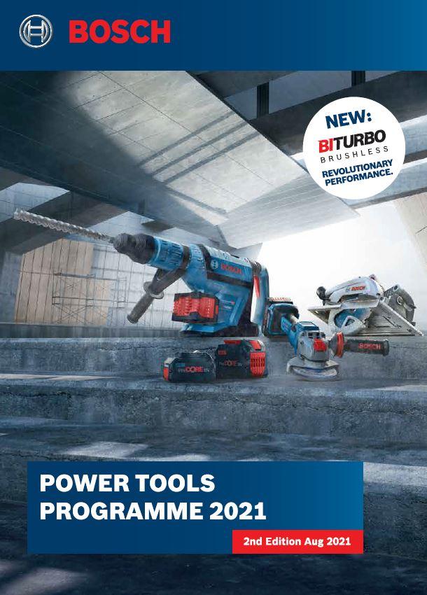 Bosch power tools Malaysia catalog