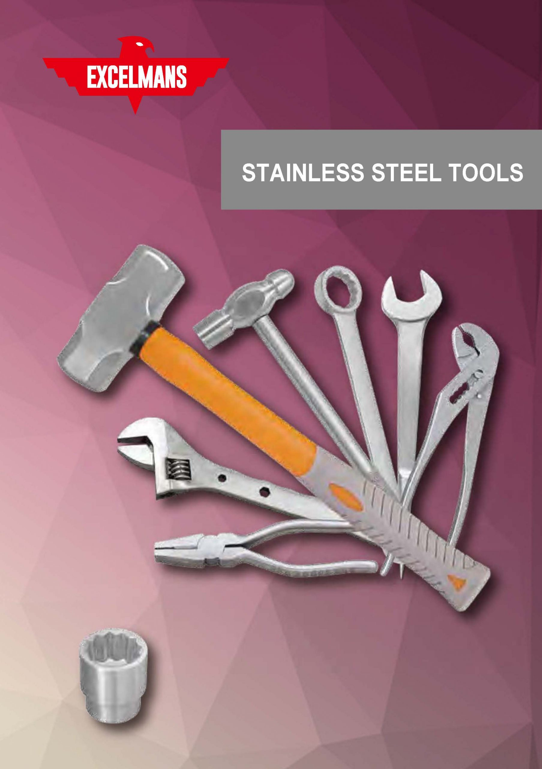 Excelmans stainless steel tools