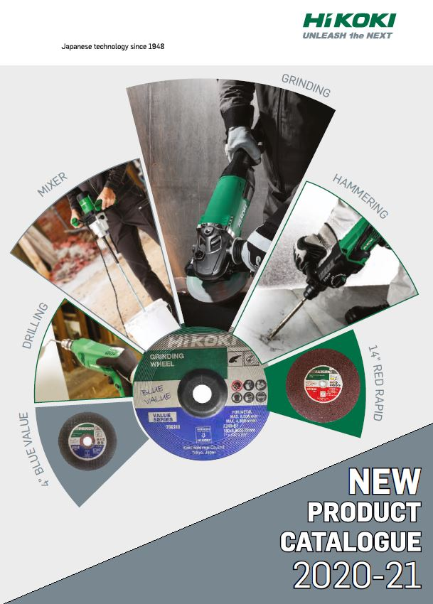 hikoki power tools catalog Malaysia
