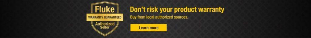 fluke authorized dealer Malaysia