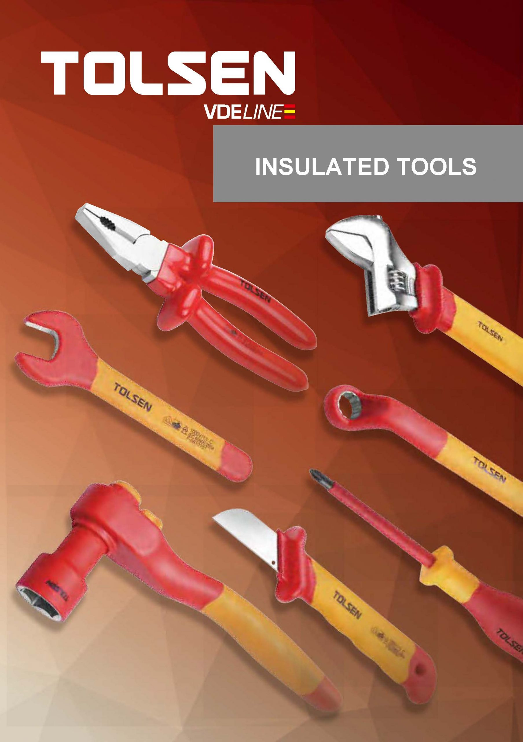 tolsen vde insulated tools